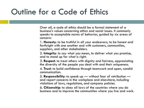 Outline 6 Virtues Of Leadership by Ppt Ethics And Entrepreneurship Powerpoint Presentation Id 2480932
