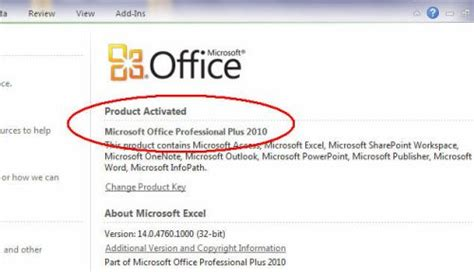 How To Activate Microsoft Office 2010 by Dennis Microsoft Office 2010 Activation Guide The