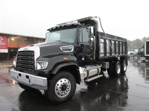 freightliner trucks freightliner dump trucks for sale