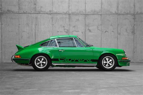 Porsche Rs 1973 by Der Wohl Beste Porsche 911 Rs 2 7 Im Markt