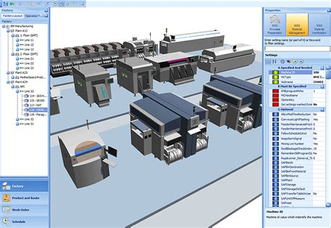 manufacturing shop floor layout design valor mss foundation ed c electronic design communication
