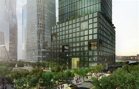 Interior Design Rendering Programs related oxford unveil new designs for 55 hudson tower