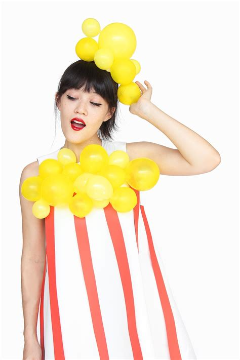 diy costumes aww sam diy popcorn halloween costume