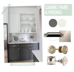 kitchen cabinet colors before amp after the inspired room