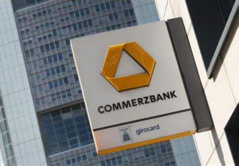 commerzbank bad bank commerzbank tire un trait sur sa 171 bad bank 187