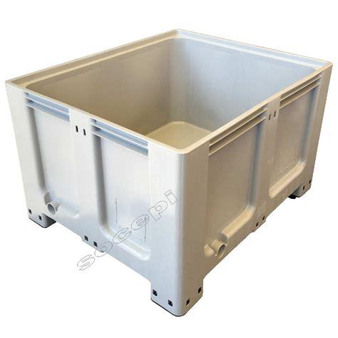 bidoni plastica per alimenti grandi contenitori bins socepi