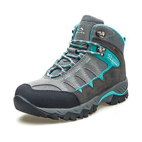 2016 clorts womens hiking boots mountain boots waterproof
