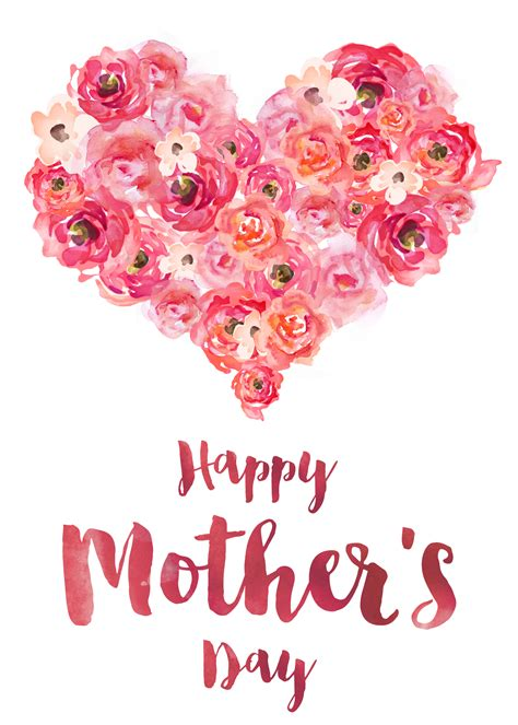 mothers day cards free printable s day cards the cottage market