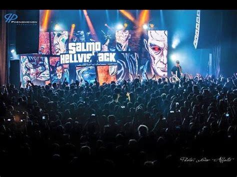 testo salmo s a l m o s a l m o hellvisback tour doovi