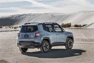 Jeep Renegarde 2015 Jeep Renegade Priced From 18 990