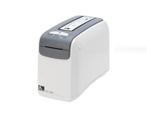 Printer Zebra Hc100 zebra hc100 wristband printer netsoft computer llc dubai order desktop laptop