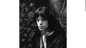 Mick Jaguar Mick Jagger S Racy Unseen Quot Performance Quot Photos On View