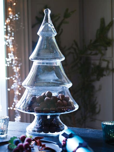 chridtmas tree glass jar cox and cox 17 best images about for the home on vintage avon wicker baskets and apothecary jars