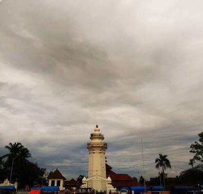 Masjid Agung Banten Nafas Sejarah Dan Budaya Oleh Juliadi lokasi dan sejarah wisata religi masjid agung banten