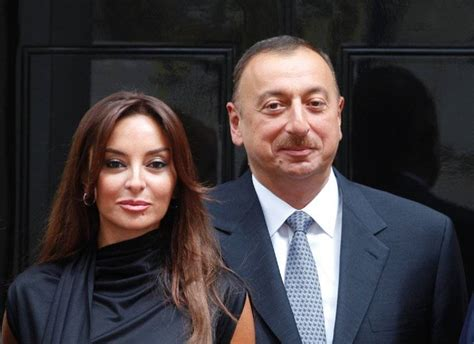 vice president wife hair style azerbaijan s leader names his wife as 1st vice president