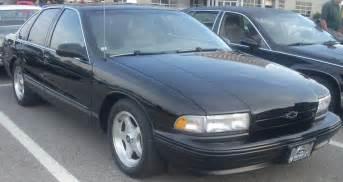 96 Chevrolet Impala File 94 96 Chevrolet Impala Ss Les Chauds Vendredis 10
