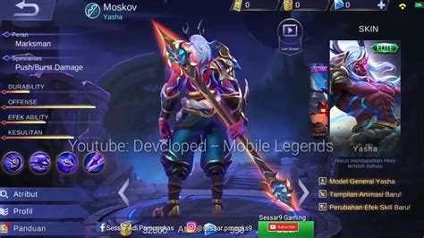 mobile legends new 2018 new skins in 2018 mobile legends