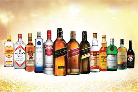 alcoholic drinks brands premium diageo eabl spirits in rwanda the times rwanda