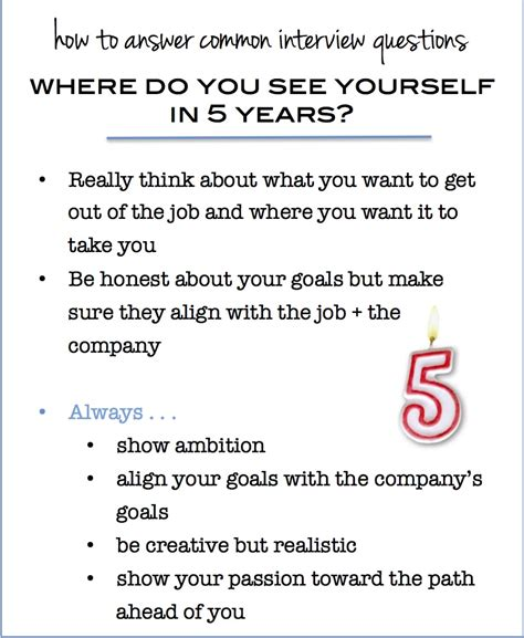 Funny Resume Examples by Common Interview Questions Where Do You See Yourself In 5