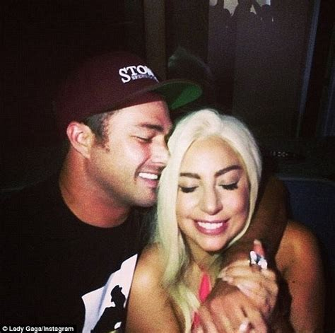 lady gaga and taylor kinney have secretly married hints