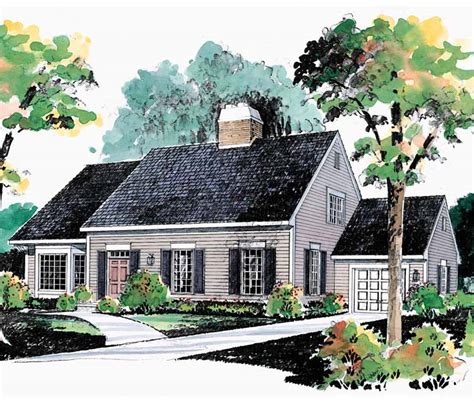 cape cod house plans with attached garage 301 moved permanently