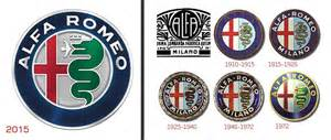 Alfa Romeo Emblem History 2016 Alfa Romeo Giulia Important Stuff You Always Wanted