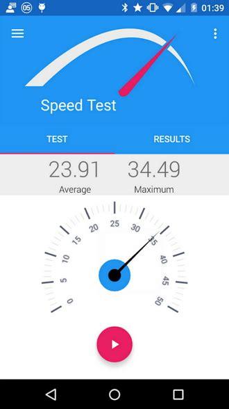 android speed test 191 quieres conocer la velocidad real de tu conexi 243 n usa la siguientes aplicaciones appsusernet
