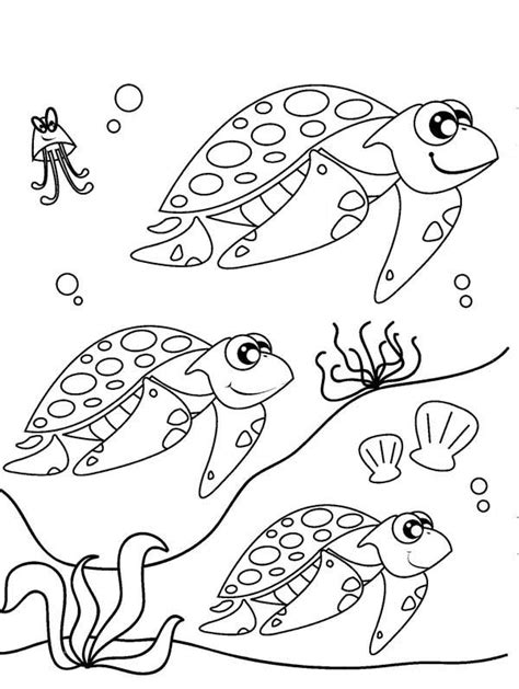 intricate turtle coloring page free coloring pages of intricate turtle
