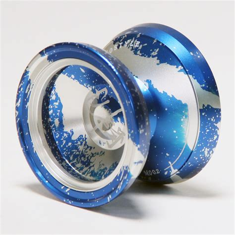 Xs Magic Yoyo M002 April Yoyo Alloy Aluminum Multicolor magicyoyo m002 april aluminum alloy 6060 yo yo
