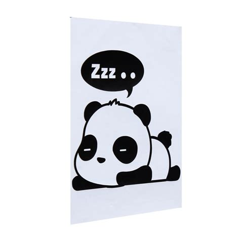 panda wall stickers 3pcs removable panda wall stickers home wall decals switch
