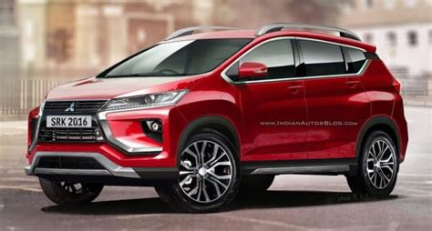 Mitsubishi Expander The Challenger For Toyota Avanza