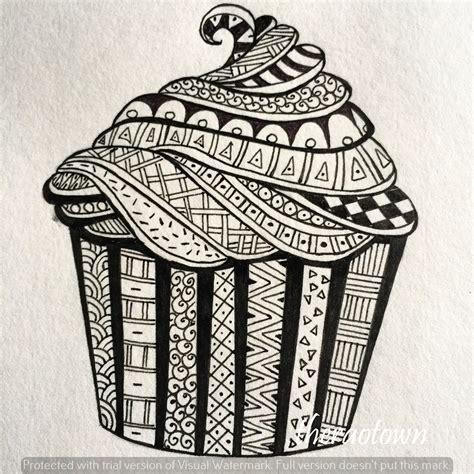 happy birthday mandala design zentangle theraotown