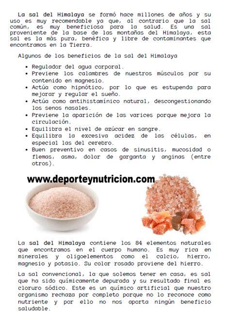 sal rosada del himalaya propiedades sal rosa himalaya propiedades cositas de interes
