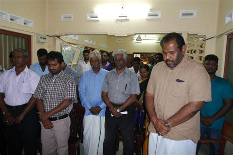 tsmil mp tamil mp killed on christmas day 2005 remembered in
