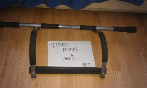 Door Pullup Bar by Points2shop Earn Points For Free Rewards