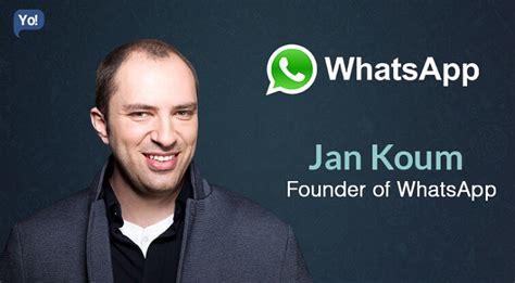 biography of facebook inventor jan koum biography childhood life achievements timeline