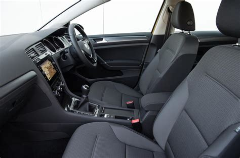 volkswagen tsi interior volkswagen golf review 2017 autocar