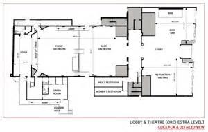 Theater Floor Plan Greg Frewin Theatre Seating Chart Floor Plan Of Theatre