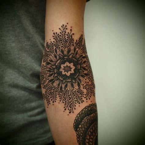 tattoo mandala codo 70 geniales tatuajes de mandala que desear 237 as tener la