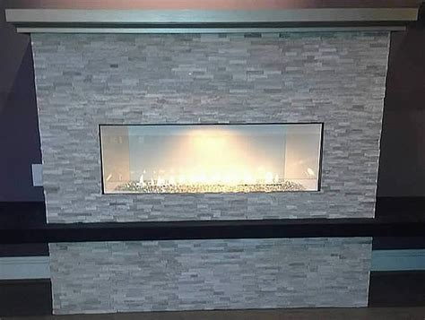 Vent Free Linear Fireplace by Boulevard Series Vent Free Linear Gas Fireplace S Gas