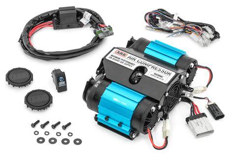 arb on board air compressor kit quadratec