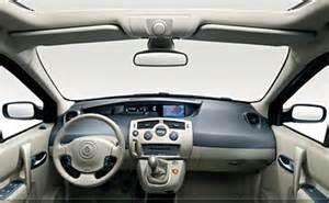 Interior » 2007 Renault Grand Scenic   photos