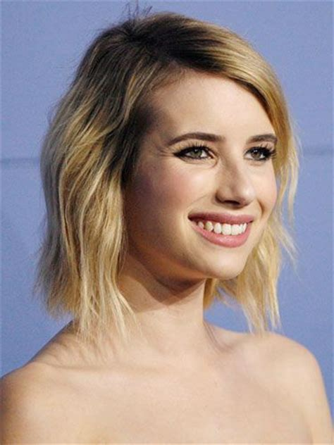 non celebrity short hairstyles 1000 images about emma roberts on pinterest emma