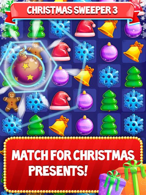 christmas games for ipads sweeper 3 on the app store