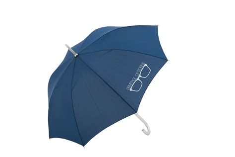 Promo Cardif Maxy Navy umbrellas from cotab in cardiff