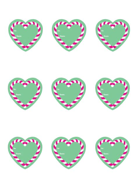name tag heart design download holiday gift tags from hgtv magazine hgtv