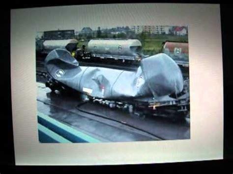 Luftdruck Auto by Buckling Of A Rail Car Tank External Pressure