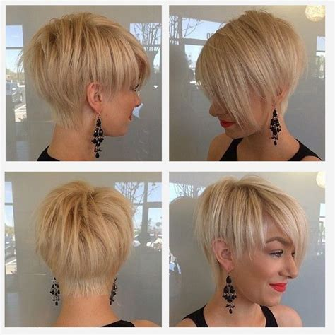 pixie cut with long fringe short hair pinterest long ultra modern pixie with longer fringe short hairstyles