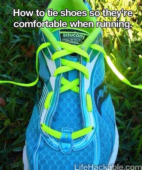 how to tie running shoe laces how to tie your shoe laces so there comfortable when