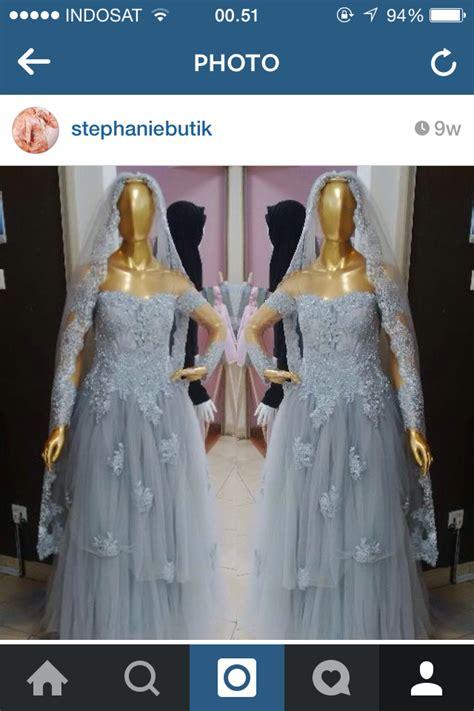 Gaun Wedding Gown Prewedding wedding terima jahit gaun dress wedding